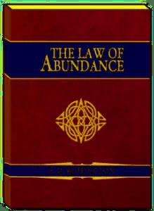 The Law of Abundance, S.D. Buffington