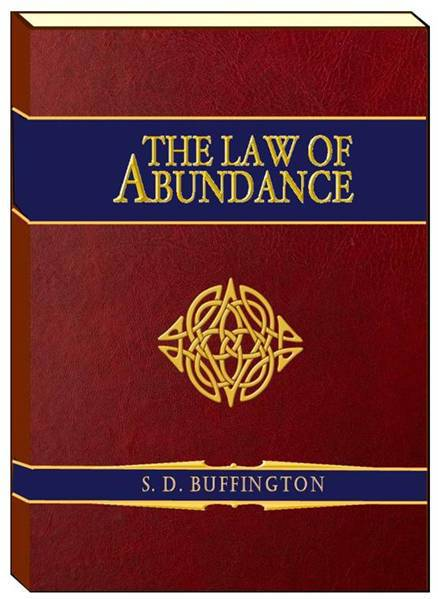 Law of Abundance, Sherry Buffington